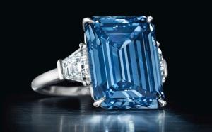 Oppenheimer Blue Diamond Christie's
