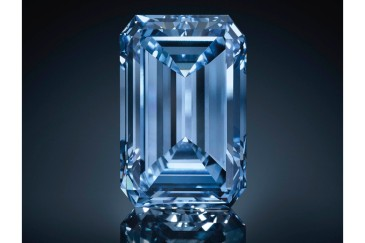 Oppenheimer Blue Diamond Christie's